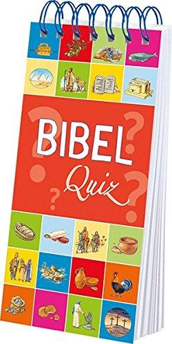 Bibel-Quiz (Kinder-Quiz: Religion)