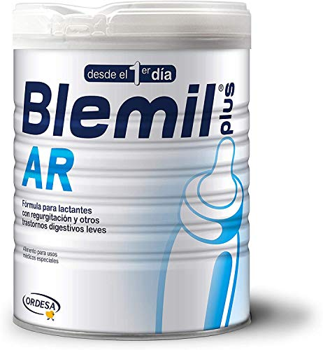 Blemil Plus AR Leche para lactantes, 1 unidad 800 gr. Fórmula unificada  Anti Regurgitamiento.