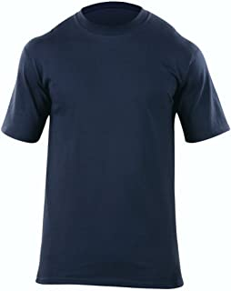 Tactical Men's Station Wear Short Sleeve T Shirt, Crew Neck, Style 40005