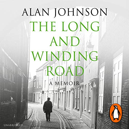 The Long and Winding Road audiobook cover art