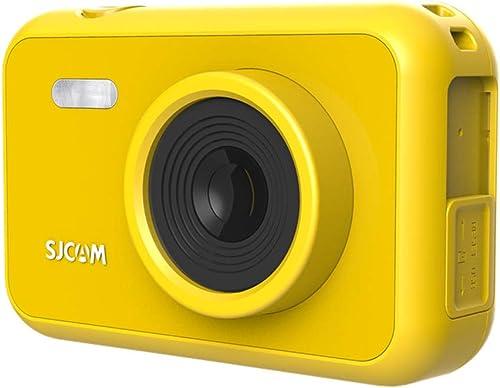 descuento de ventas en línea ZFD Creative Kids Digital Camera, Recargable Kids Kids Kids Cameras Screen Videocámara de acción y Video de 2.0 Pulgadas para Niños, niñas y Niños,amarillo  disfrutando de sus compras