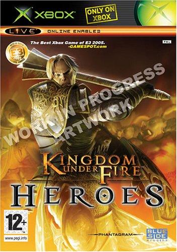 GIOCO KINGDOM UNDER FIRE HEROES XBOX GAME