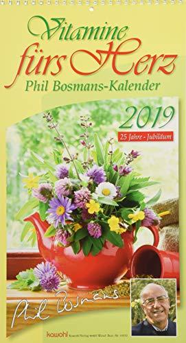 Vitamine fürs Herz 2021: Phil-Bosmans-Kalender