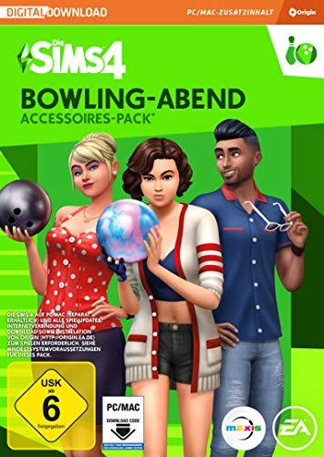 Die Sims 4 - Stuff Pack 10 | Bowling Abend | PC Download Code - Origin