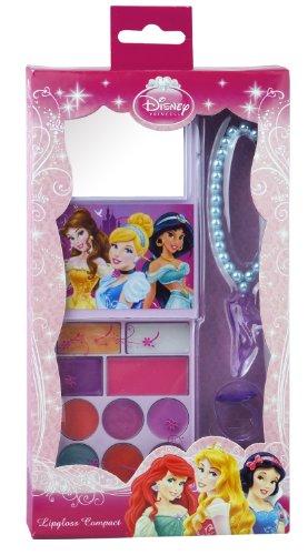 WDK Partner - A1301895 - Bijou et Cosmétique - Palette maquillage Princesses Disney