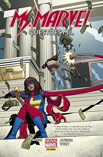 Miss Marvel - Questões Mil