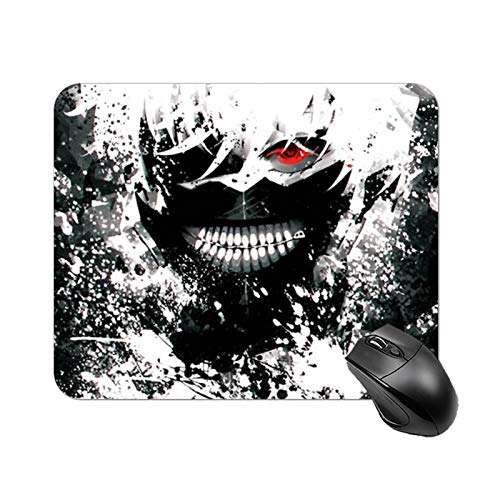 Office Mouse Pad Custom Design Gaming Mouse Pad,18 X 22cm (Tokyo-Ghoul)