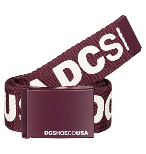 DC Shoes Chinook - Ceinture - Homme - ONE SIZE - Rouge