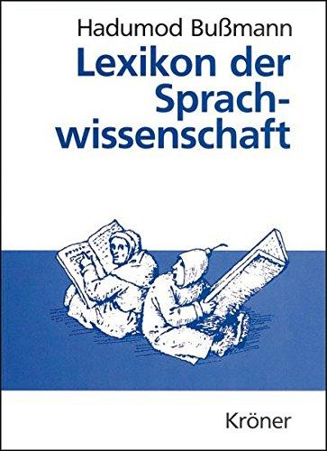 Lexikon der Sprachwissenschaft