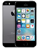 Apple Iphone 5S Unlocked Smartphone 16Go Sidereal Grey (Renewed)