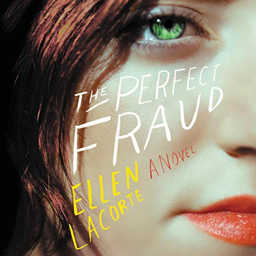 The Perfect Fraud audiobook cover art