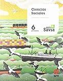 Ciencias sociales. 6 Primaria. Mas Savia. Valencia