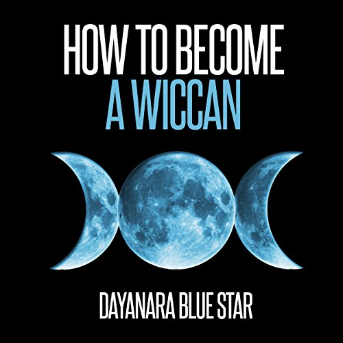 How to Become a Wiccan cover art