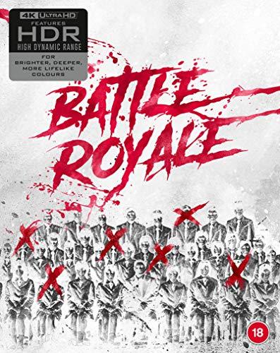 Battle Royale Limited Edition [4K UHD] [Blu-ray]