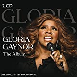 Gloria Gaynor - The Album 2CD - I Will Survive, Never Can Say Goodbye, I Am What I Am (La Cage Aux Folles) Black Line