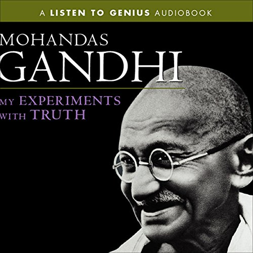 My Experiments with Truth audiobook cover art