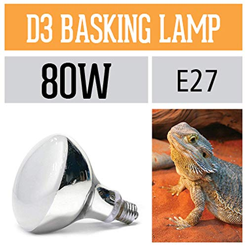 Arcadia Products D3 UVB Basking lamp