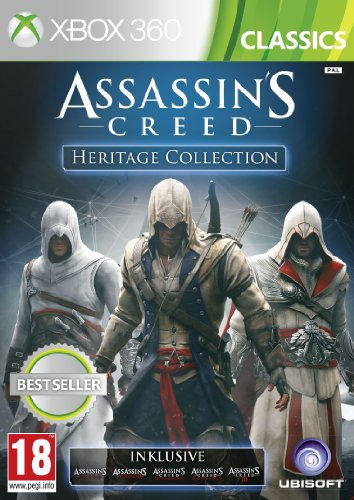 Assassin's Creed Heritage Collection [AT-PEGI]