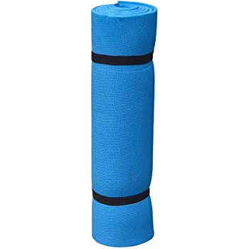 Amazon Com Gigatent Ultralight Foam Outdoor Camping Yoga Mat For Travelling Camping And Hiking Blue Sports Outdoors