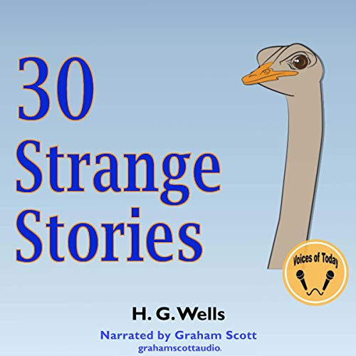 30 Strange Stories cover art
