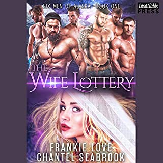 The Wife Lottery: Fallon audiobook cover art