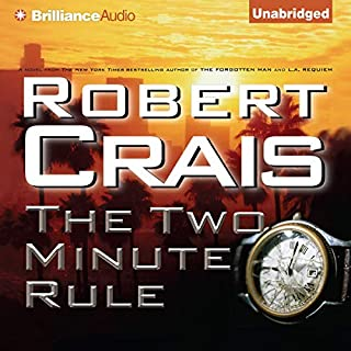 The Two Minute Rule                   By:                                                                                                                                 Robert Crais                               Narrated by:                                                                                                                                 Christopher Graybill                      Length: 9 hrs and 23 mins     547 ratings     Overall 4.3