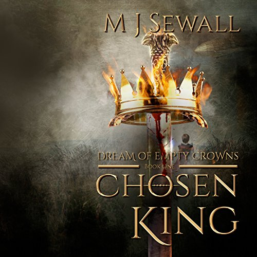 Dream of Empty Crowns Audiobook By M. J. Sewall cover art