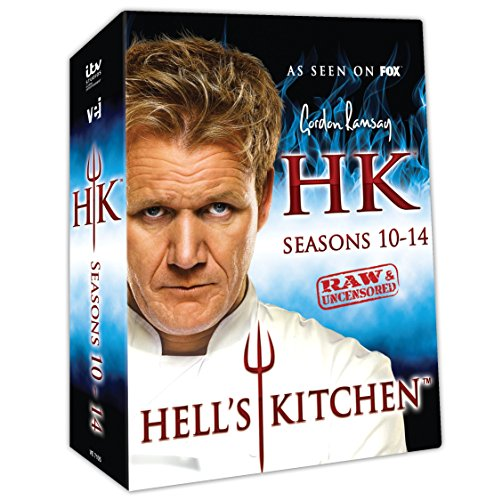 Hell s Kitchen Seasons 10 to 14