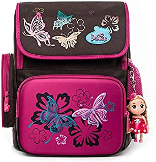 ... De lune schoolbag for Girls - De lune 3D design kids cartoon school bags for girls 5-8 years old boys students backpack bags mochilas escolares infantis ...