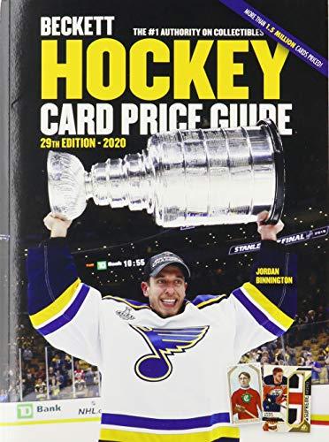 Beckett Hockey Card Price Guide No. 29