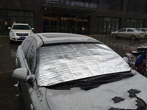Huafeng Auto Sonnenschutz vor und nach dem vorderen Windschutzscheibe Schatten Sonne Sonne Isolationsblock Xueshuang Schatten Schnee Gang Dual-Use-Auto Sonn