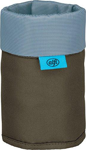 alfi 0007.274.814 Flaschen-Kühlmanschette isoWrap, Polyester, hot chocolate