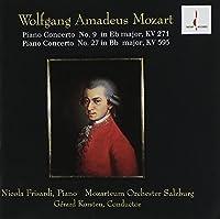 Piano Concertos 9 & 27 by NICOLA / MOZARTEUM ORCHESTER SALZBURG / KORSTEN,GERARD FRISARDI (1995-10-17)