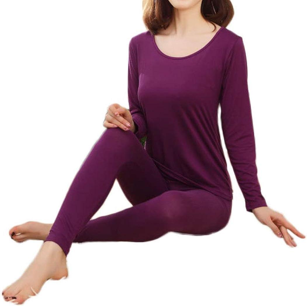Sexy Ladies Thermal Underwears Women Seamless Cotton Warm Long Johns Body Shaped Underwear Sets