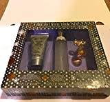 Elizabeth Taylor Brilliant White Diamonds Ladies Gift Set With Spray, Body Lotion & Perfume