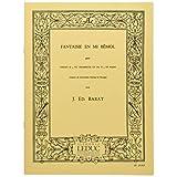 バラ : 幻想曲 変ホ短調 (トランペット、ピアノ) ルデュック出版