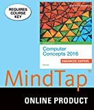 MindTap Computing, 1 term (6 months) Printed Access Card for Parsons' New Perspectives Computer Concepts 2016 Enhanced, Comprehensive, 19th
