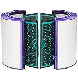 Find A - Filtro HEPA de repuesto y filtro de carbón activado interior para Dyson Hot and Cold DP04 HP04 TP04 Heatear & Cooler Pure Cool