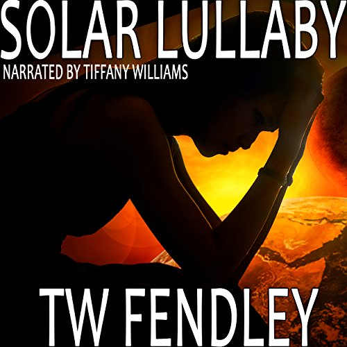Solar Lullaby audiobook cover art
