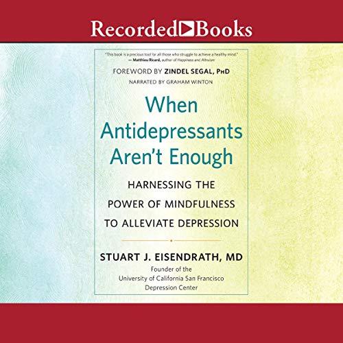 Couverture de When Antidepressants Aren't Enough