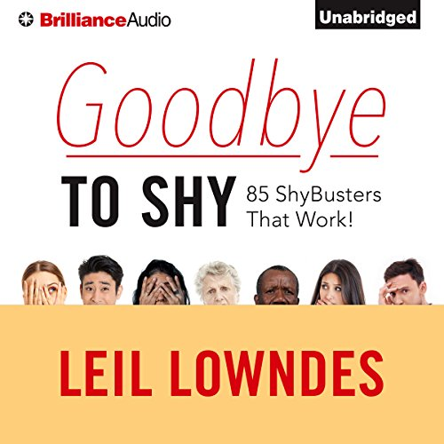 Goodbye to Shy audiobook cover art