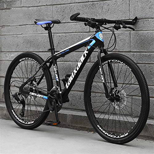 Shlia Mountain Bike Outdoor Sports, Exercise Fitness, 21 Variable Speed 26 Inches Cycling Sports Mountain Bikes Suitable for Men and Women Cycling Enthusiasts