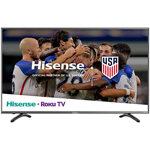 Hisense Smart TV 50' 4K (Renewed)