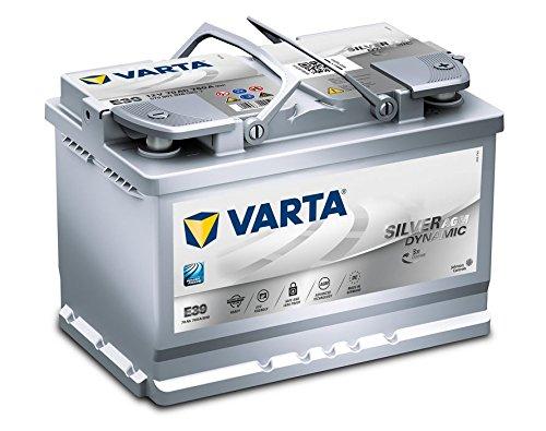 E39 Varta Start-Stop Plus 096 AGM Autobatterie 12V 70Ah (570901076)