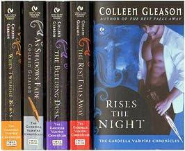 The Gardella Vampire Chronicles Books 1-5: The Rest Falls Away, Rises the Night, The Bleeding Dusk, When Twilight Burns & ...