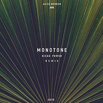 Monotone (Diego Power Remix)