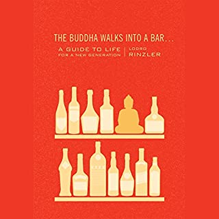 The Buddha Walks into a Bar... cover art