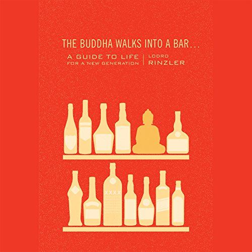 The Buddha Walks into a Bar... audiobook cover art