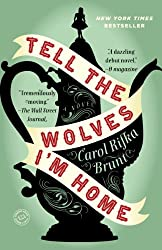 Book Review: Tell the Wolves I'm Home by Carol Rifka Brunt  |  Fairly Southern