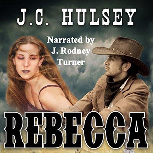 Rebecca audiobook cover art